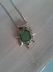 Zelena's magic pendant replica once upon a time by fal62