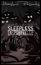 MLP : Sleepless in Ponyville - Movie Poster by pims1978