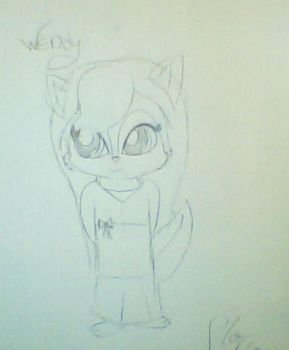 New OC: Wendy~ by GloriaTheFamiliette