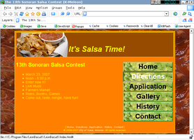 It's Salsa Time! by lbacud