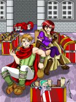 Fire Emblem Secret Santa 2013 by AmayaMarieSuta