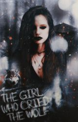 The Girl Who Cried The Wolf [Wattpad Cover] by greatsadnessedits