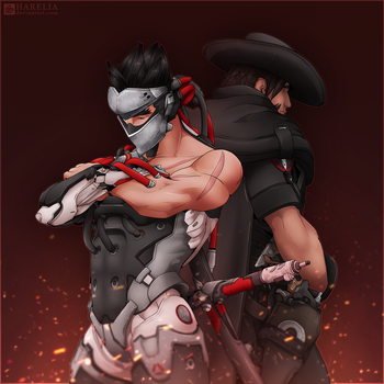 The Blackwatch Boys by Sharelia