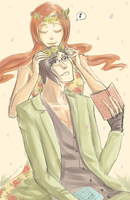 Flowers in your hair by kala-k