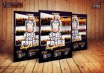 FREE .PSD: GTA STYLE CLUB FLYER by pawlowskiart