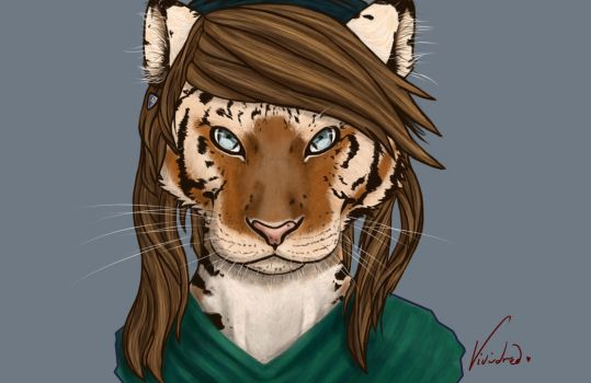 Nat Anthro by Vivid-Red
