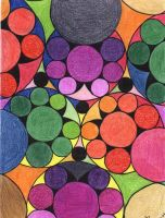 Circles Color1 by MichaFire