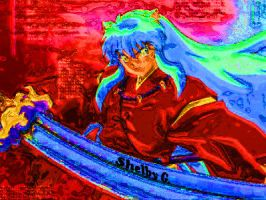 Shelby's Inuyasha by Shadowness2388