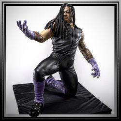 Undertaker Painted by madnormigan