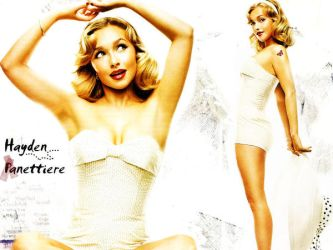 Hayden Panettiere - classic by Holylulu