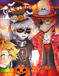 Trick or Treat ! [MM SNS EVENT] by Maspaz04