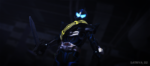 [MMD] Who is Dark Drive? by Satriya02