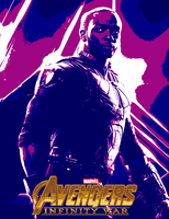 August Avengers #19.6 - Infinity War (2018) by JMK-Prime