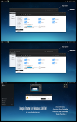 Deepin Theme For Windows10 RTM by Cleodesktop