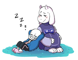 UT: Soriel by SugarKills