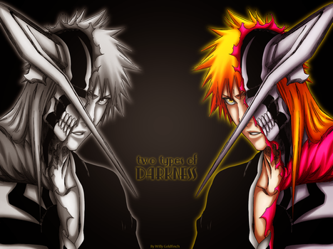 Kurosaki Ichigo_wallpaper_2 by willy-goldfinch