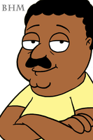BHM-Cleveland Brown by Doodley