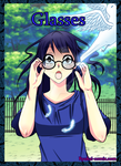 Glasses cover by RyuKais-Comix
