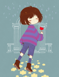 Frisk by tourniiquett