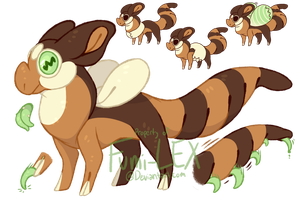 NEW SPECIES guide by Fumi-LEX