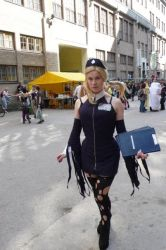 Eliade - as con staff by Roracosplay