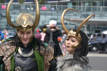 Double trouble - Loki by MacabreMenagerie