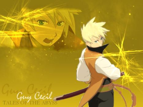Guy Cecil background by syang70
