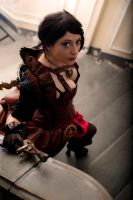Steampunk by NadiaSK