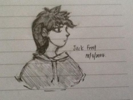 Jack Frost (ROTG) by Elements27