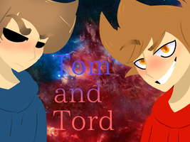 Tom and Tord by x-ray-xx