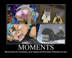 Soul Eater Moments by EPICxFAIL9000