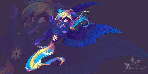Commission: Evening Song by Wilvarin-Liadon