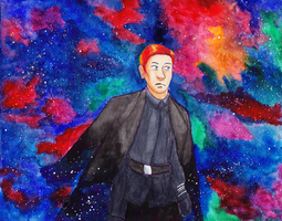 Space Hux by Sparr0wlicious