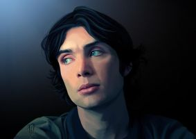 Cillian Murphy by Nero749