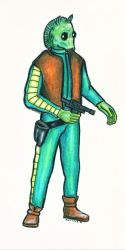 Greedo by Sularias