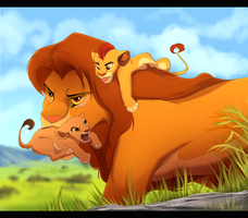 I could swear it was kion this time by Teparda