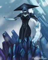 Lissandra is so cool by magecakes