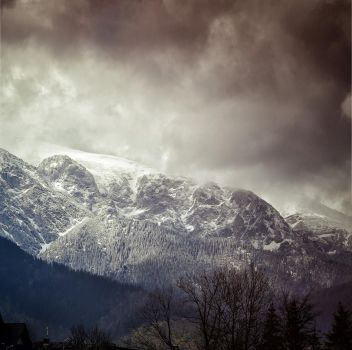 Poland mountain by writeris
