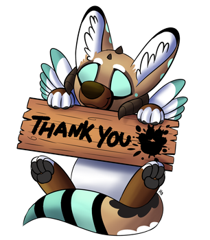 THANK YOU FOR 5000 PAGEVIEWS!! by ImazArtz