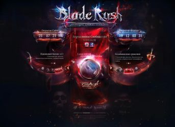 Blade Rush by zygat3r