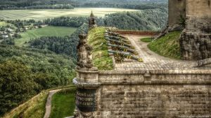 Fortress Koenigstein I by pingallery
