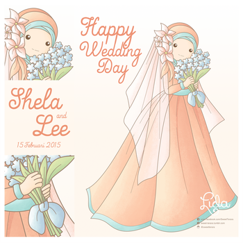 Happy Wedding Day By Sweet Terara by sweetterara