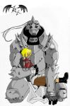 The Elric Brothers Coloured by l3xxybaby