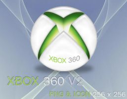 Icon Xbox 360 V2 by Lucifer4671