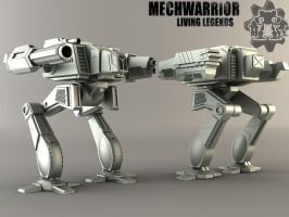 MWLL Shadowcat Highpoly by MechLivingLegends