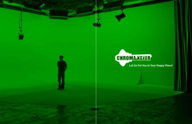 02 and 03 InDesign - Chroma Keyer ad by Konack1
