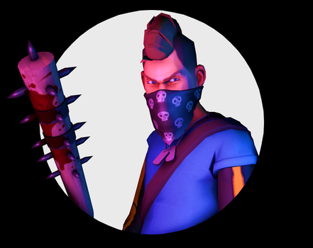 Punk Scout by DFA-Studios