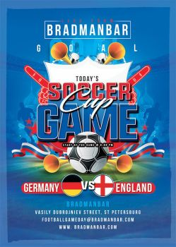 World Soccer Cup Game by n2n44