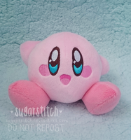 Kirby by sugarstitch