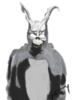 Frank - Donnie Darko by JhonnySilva